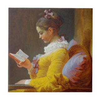 El lector de Jean-Honore Fragonard Teja