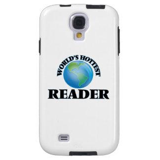 El lector más caliente del mundo
