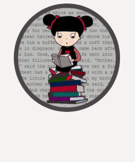 El lector camiseta
