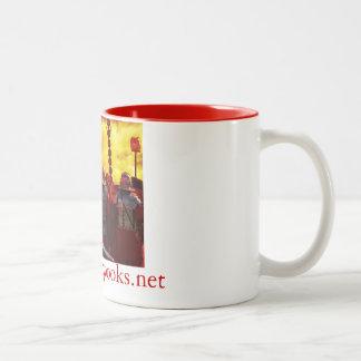 El legionario reserva la taza