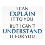El lema del ingeniero no puede entenderlo para ust tarjeton