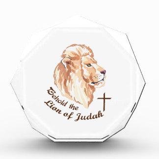 EL LEÓN DE JUDAH