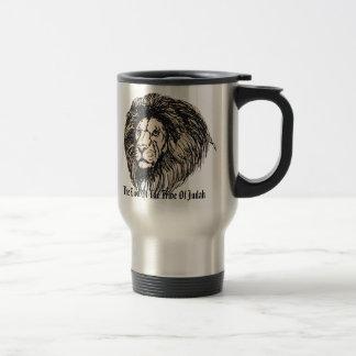 El león de la tribu de Judah, Tazas