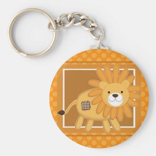 el león llavero