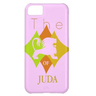 El leon the Juda pink Case For iPhone 5C