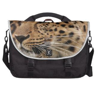 El leopardo bolsas de ordenador