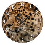 El leopardo reloj