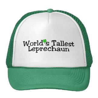 El Leprechaun más alto 2 de los mundos Gorros