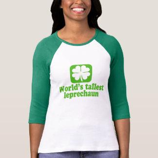 El Leprechaun más alto de los mundos Camiseta