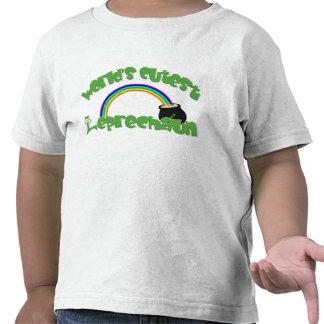 El Leprechaun más lindo del mundo Camiseta
