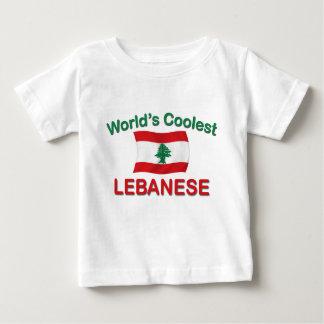 El libanés más fresco playera de bebé