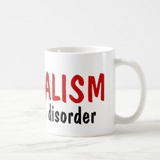 El LIBERALISMO, es una taza del trastorno mental