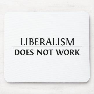 El liberalismo no trabaja alfombrillas de ratón