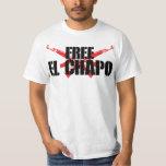 EL LIBRE CHAPO CAMISAS