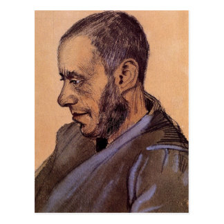 El librero Blok de Vincent van Gogh Postales