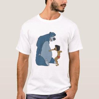 El libro Baloo y Mowgli Disney de la selva Playera