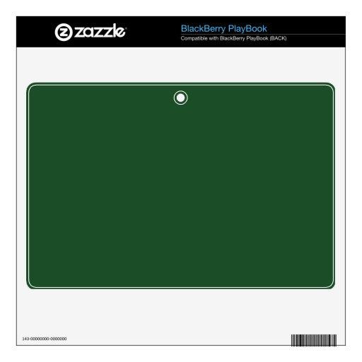 El libro de estrategias de Blackberry crea una pie Calcomanías Para BlackBerry