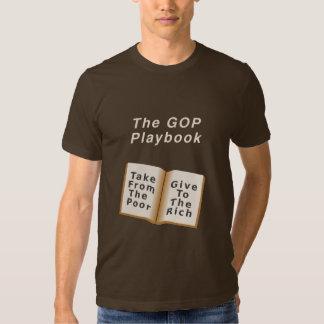 El libro de estrategias del GOP Playera