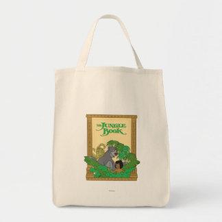 El libro de la selva - Mowgli y Baloo Bolsas