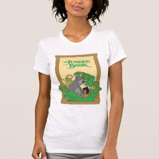 El libro de la selva - Mowgli y Baloo Camisetas