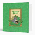 """El libro de la selva - Mowgli y Baloo Carpeta 1 1/2"""""""