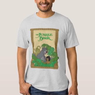 El libro de la selva - Mowgli y Baloo Remeras
