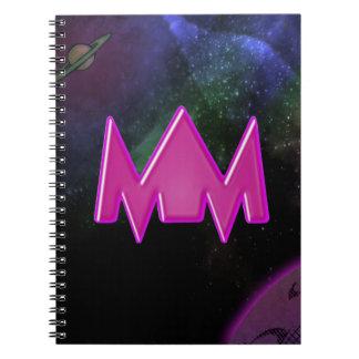 El libro de la tarea de la agencia de Myss Miranda Libro De Apuntes Con Espiral