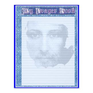 El LIBRO DE ORACIÓN PAGINA las páginas del álbum/d Tarjetas Publicitarias