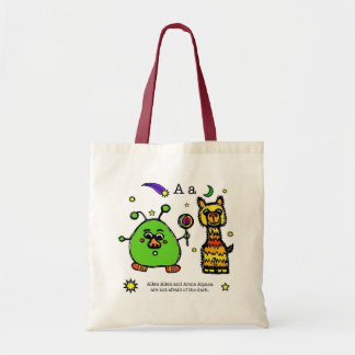 el libro del alfabeto - Allen y Arnie - la bolsa d