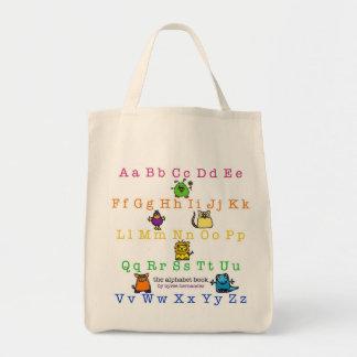el libro del alfabeto - cubierta - bolso de bolsas