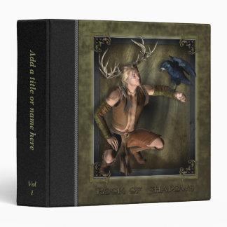 """El libro del macho de sombras 1,5"""" carpeta de"""