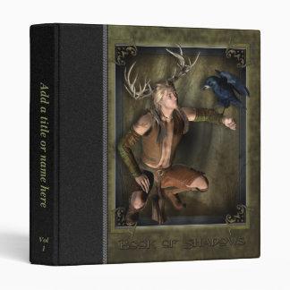 """El libro del macho de sombras 1"""" carpeta de Avery"""