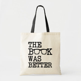 El libro era la bolsa de libros mejor divertida