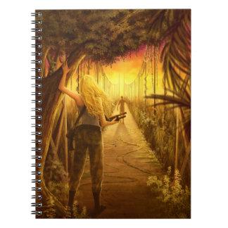 El libro II de los supervivientes: Cuaderno del