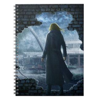 El libro III de los supervivientes: Cuaderno del