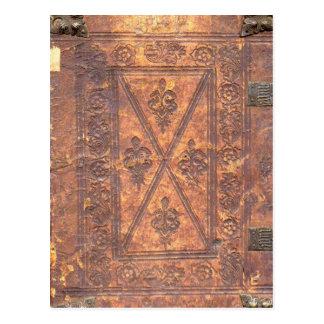 El libro viejo postales