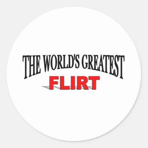 El ligón más grande del mundo etiquetas