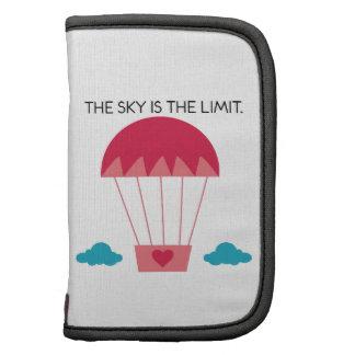 El límite del cielo es el límite organizador