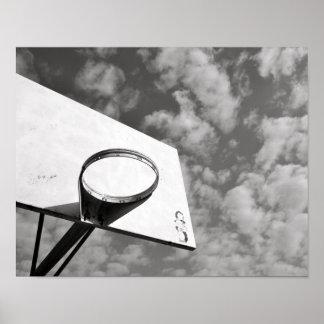El límite del cielo póster