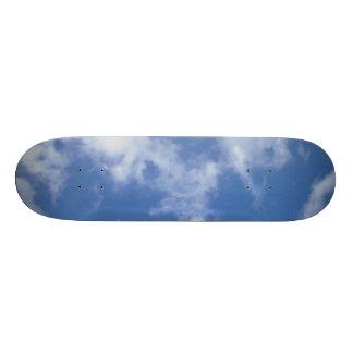 El límite del cielo skateboard