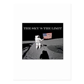 El límite del cielo tarjetas postales