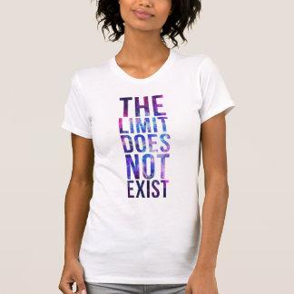 El límite no existe camisetas