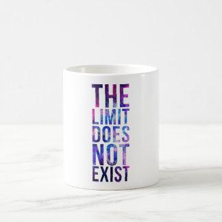 El límite no existe taza mágica