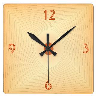 El limón/el oro muy llanos > modeló los relojes de