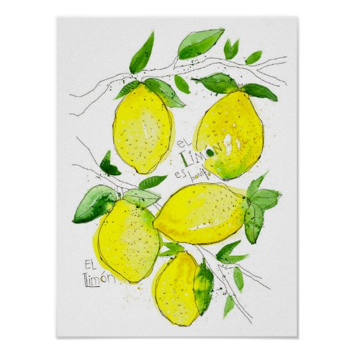 El Limon Poster
