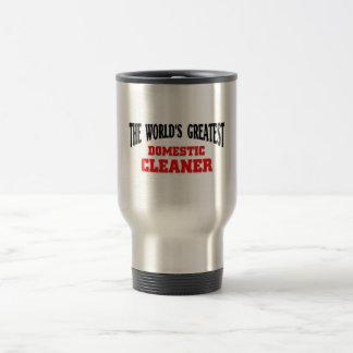 El limpiador nacional más grande taza de viaje