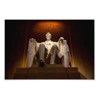 El Lincoln memorial en la noche - C.C. de Fotografía