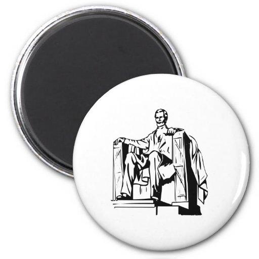 El Lincoln memorial Iman De Frigorífico
