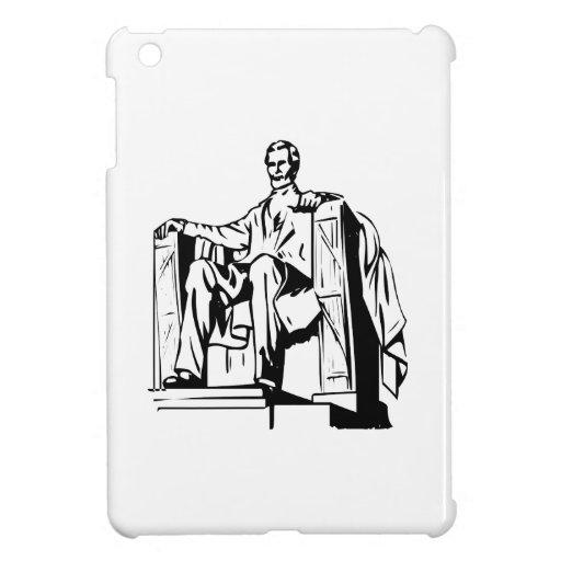 El Lincoln memorial iPad Mini Funda