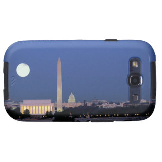 El Lincoln memorial, monumento de Washington, los  Galaxy S3 Protectores